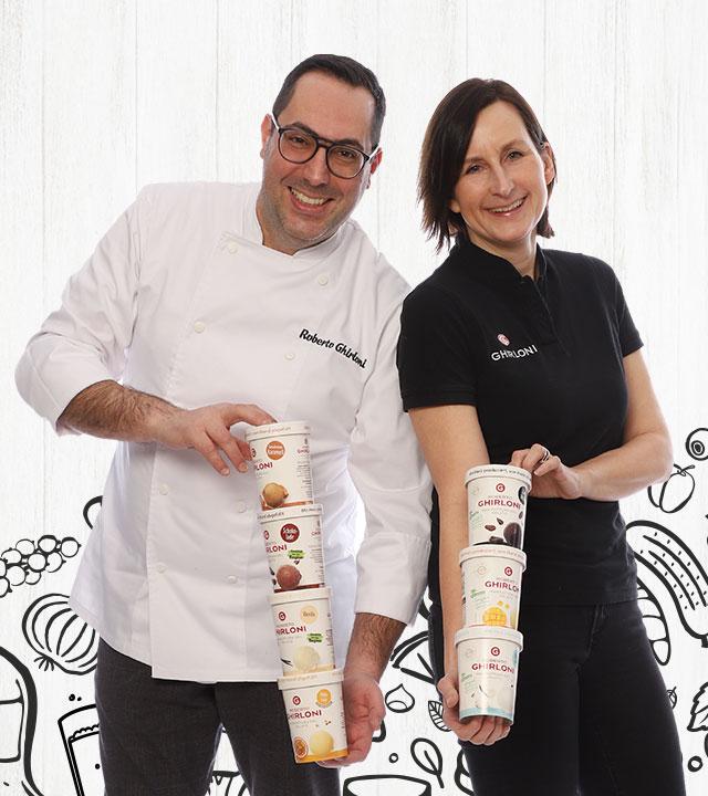 Claudia & Roberto Ghirloni
