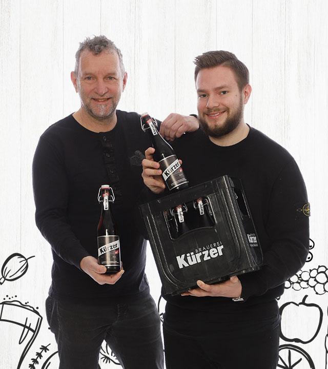 Hans-Peter & Leon Schwemin
