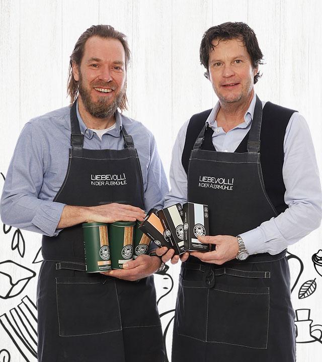 Dirk Brüning & Tim Büssers