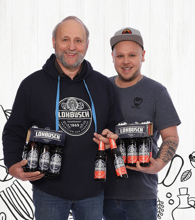 Klaus Raschke & Jan Eccher