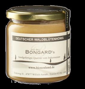van den Bongard Waldblütenhonig 500g neu