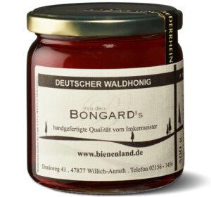 van den Bongard Waldhonig flüssig 500g